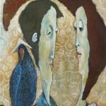 ZAUROCZENIE 2010, ol. pł., 50x40cm
